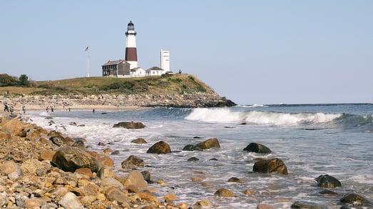 Sailing Through Nantucket